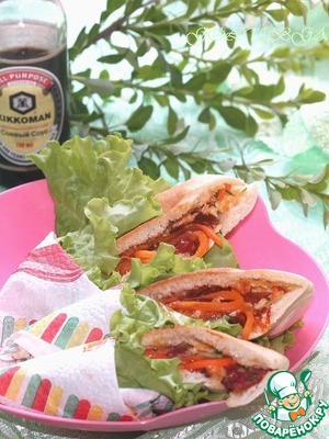 Рецепт Матнакаш на пикник