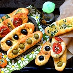 Лепёшки на пикник