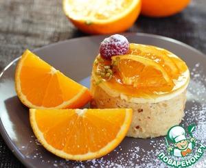 Домашний рецепт с фотографиями Апельсиновые кексы