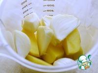 Блины из сырого картофеля ингредиенты