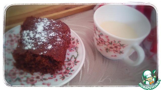 Пирог с вареньем - рецепты на скорую руку с фото