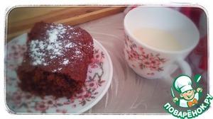 Рецепт Быстрый пирог из варенья