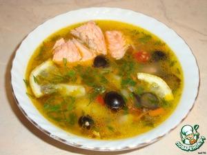 Овощной суп из форели вкусный рецепт приготовления с фотографиями как готовить
