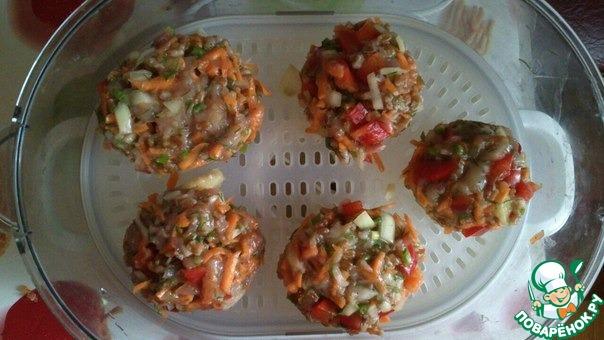 Рецепты блюд в пароварке диетические 109