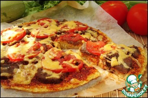 пицца рецепт жж