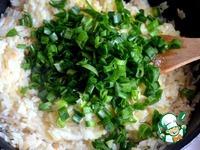 Рис с чесноком по-японски ингредиенты