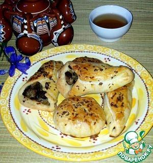 Рецепт Самса с говядиной и рисом