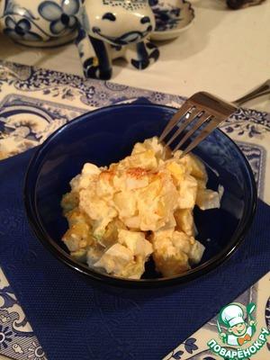 Рецепт Классический картофельный салат