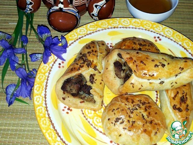 Адыгейские национальные блюда рецепты с фото
