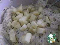 """Яблочный пирог """"Русский"""" ингредиенты"""