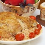 По мотивам Тбит (курица с рисом)