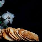 Японские крекеры Сенбей