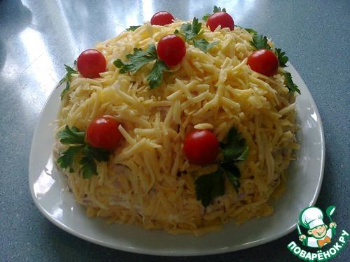 Салат натали с фотографиями и рецептами