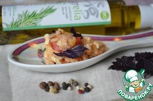 Рецепт Ризотто с помидорами и базиликом