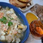 Суп французских рыбаков Буйабес