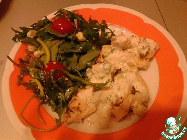 С чем можно приготовить курицу в духовке с картошкой