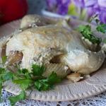 Запеченная курица от Джейми Оливера в мультиварке