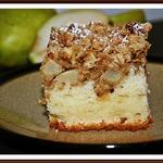 Пирог с грушами ( Pear Coffee Cake)