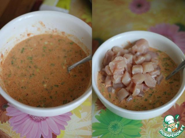Котлеты куриные с сыром в мультиварке рецепт с фото пошагово как готовить #4