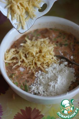 Котлеты куриные с сыром в мультиварке рецепт с фото пошагово как готовить #5