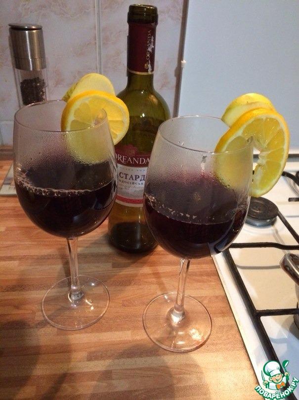 Фото вина в бокале в домашних условиях