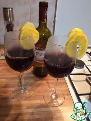 Как приготовить вкусный рецепт приготовления с фотографиями Глинтвейн из красного вина