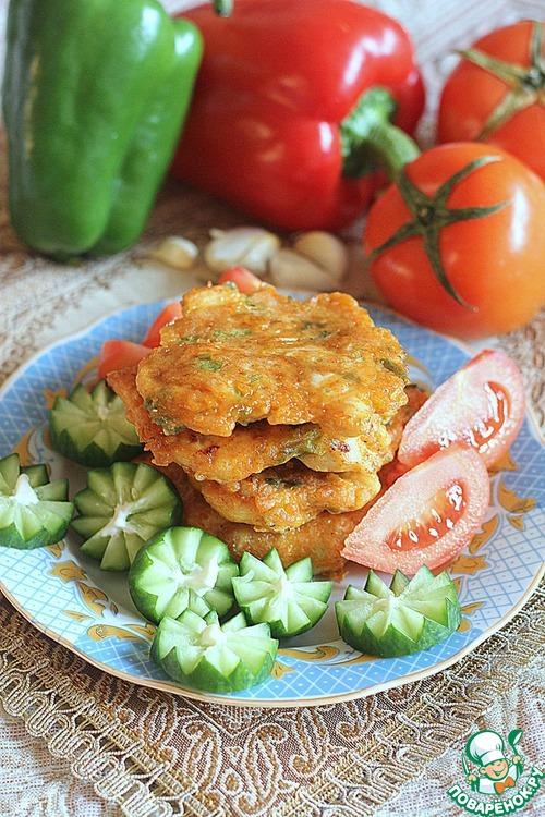 Котлеты куриные с сыром в мультиварке рецепт с фото пошагово как готовить #7