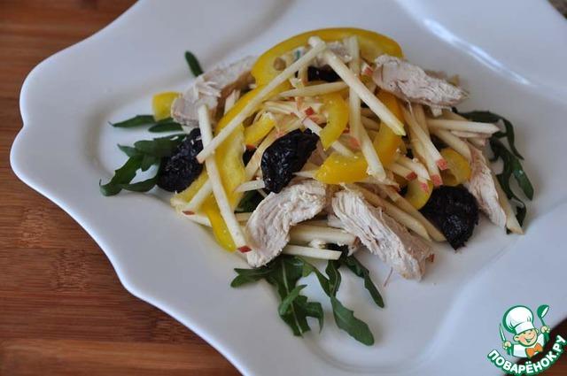 салат круиз рецепт с фото