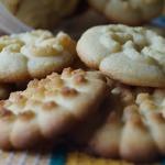Классическое масляное печенье