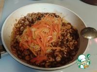 Лапша удон с креветками в соусе терияки ингредиенты
