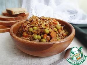Пряная чечевица с карамельным луком домашний пошаговый рецепт приготовления с фотографиями