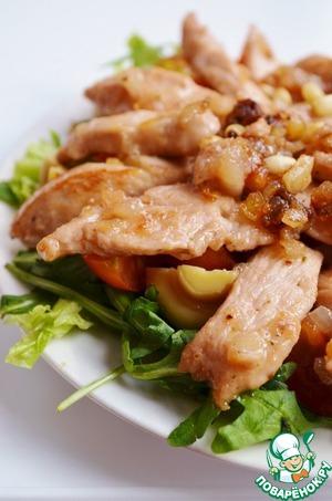 Рецепт салат аппетитный с