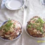 Капустно-кабачковый торт