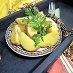 """Жареный картофель """"Весна в Марокко"""""""