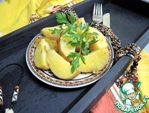 Как готовить Жареный картофель