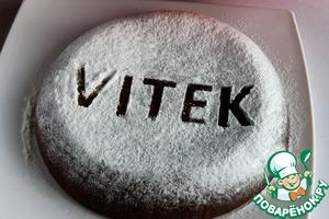 Рецепт Шоколадно-миндальный кекс в мультиварке