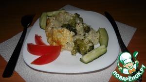 Как готовить Брокколи и цветная капуста, запеченные в горшочках пошаговый рецепт приготовления с фото
