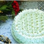 Торт Восхитительное создание к 8 Марта