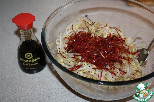Проростки сои как приготовить