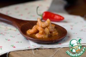 Вкусный рецепт приготовления с фотографиями Креветки в томатном соусе