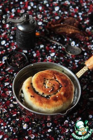 Хрустящий рулет из креветок с имбирем пошаговый рецепт с фотографиями