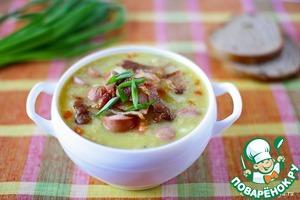 Как готовить Чечевичная похлебка пошаговый рецепт с фото