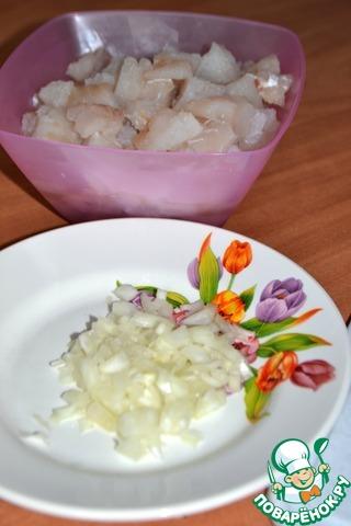 запеканка рыбная с рисом в мультиварке