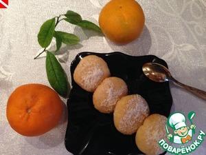 """Печенье из манки """"Армянские макаронс"""""""