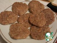 Овсяные оладьи с грибным соусом ингредиенты