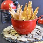 Нутовые хрустящие чипсы