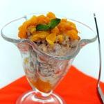 Жемчужный десерт и перловые рафаэлки