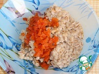 Жемчужный десерт и перловые рафаэлки ингредиенты