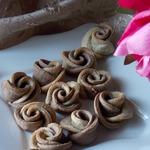 Печенье Банановые цветы