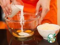 Пирог из слоеного теста с фаршем и капустой ингредиенты